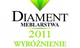 diament 2011 wyróżnienie