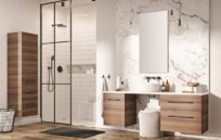 Łazienka w stylu minimalistycznym. Ciesz się tym eleganckim stylem i unikaj frazesów