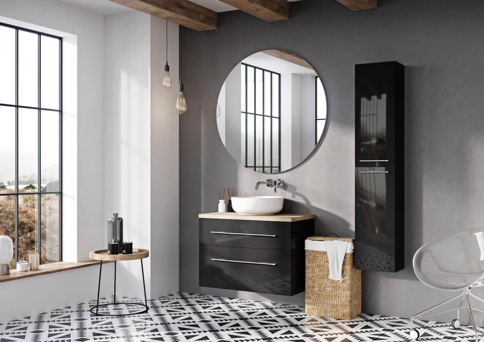 łazienka W Stylu Nowoczesnym Elita Meble łazienkowe