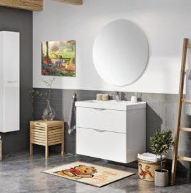 Łazienka dla dzieci – o czym pamiętać podczas jej urządzania?