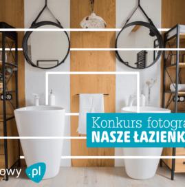 Elita Sp. z o.o. patronem Konkursu fotograficznego Nasze łazienki 2019.
