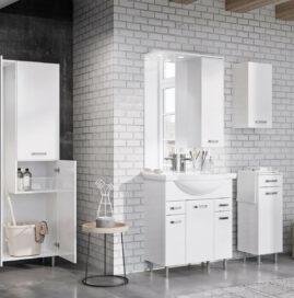Meble łazienkowe – jak o nie dbać?
