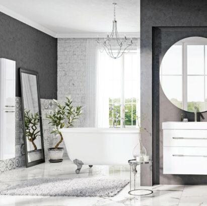 łazienka W Stylu Glamour Jak Ją Urządzić Elita Meble